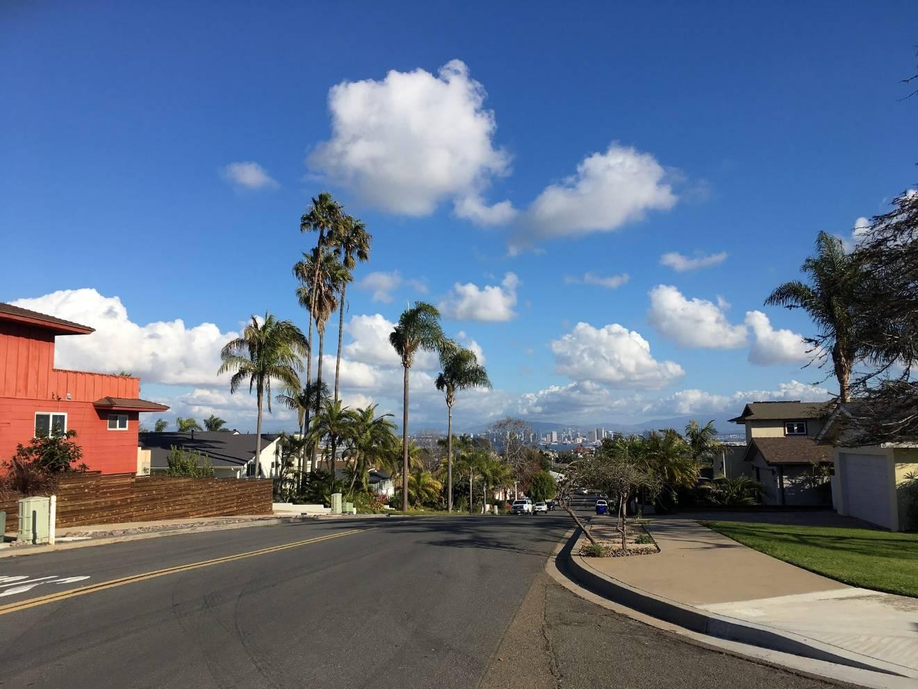 iPhone SE 所摄 San Diego 街景