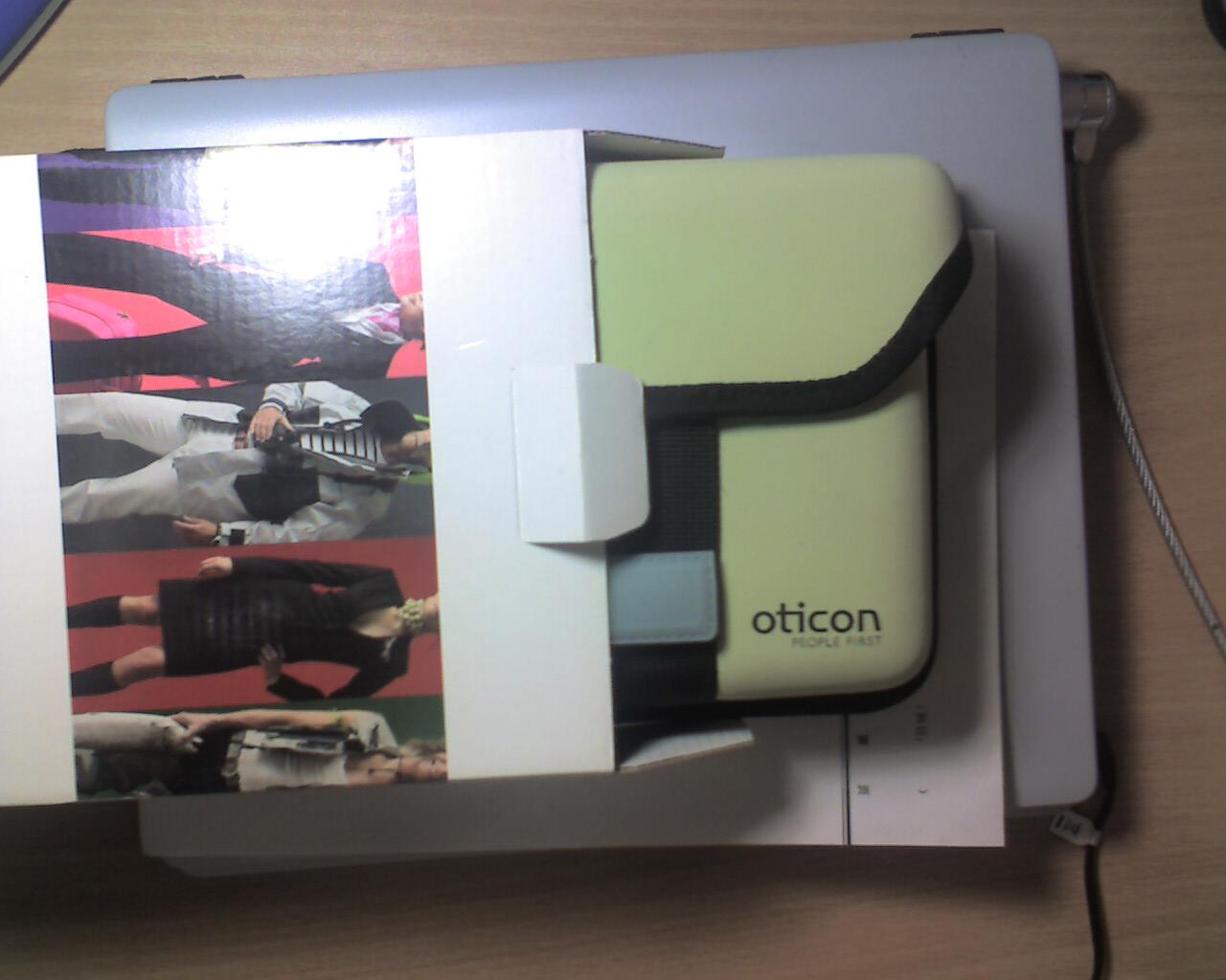 Otion Delta 皮盒